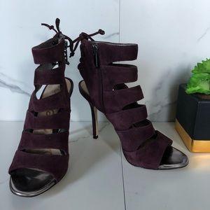 Sam Edelman Anastasia Strappy Lace Up Heels